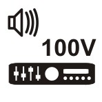 PA AUDIO SOLUTIONS 100V