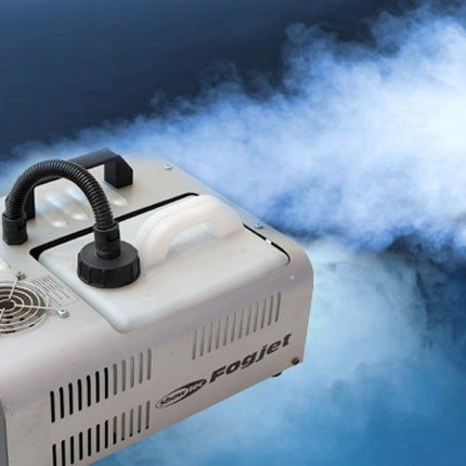 Fog machines- Special effects and consumables