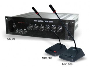 CS-80 Conference System uo to 200MICS